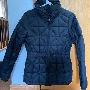 The Northface puffy jacket